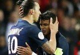 T.Silva atskleidė priežastį, kodėl Z.Ibrahimovičius prieš septynerius metus prisijungė prie PSG