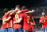Ispanija nusitaikė į 2028 metų Europos futbolo čempionatą