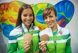 Olimpinė medalininkė irkluotoja D.Karalienė grįžta į didįjį sportą