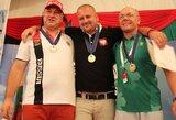 Pasaulio oro sporto šakų žaidynėse Dubajuje R.Kostiuškevičius iškovojo bronzos medalį