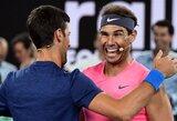 R.Nadalis, R.Federeris ir kiti tenisininkai susivienijo dėl Australijos: paaukota beveik 5 mln. dolerių