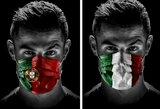 """Įkvepiančią žinutę pasauliui pasiuntęs C.Ronaldo: """"Darykime viską, ką galime, jog padėtume"""""""