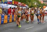 B.Virbalytė daugiadienėse sportinio ėjimo varžybose Kinijoje – septinta