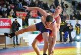 Lietuviai baigė savo pasirodymą Europos jaunių imtynių čempionate