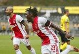 """""""Eredivisie"""" visų laikų rekordas: """"Ajax"""" atseikėjo varžovams 13 įvarčių"""