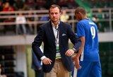 Alytuje antrą vietą kiek netikėtai iškovojo Slovėnijos salės futbolo čempionai