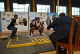 L.Marceliui – pasaulio jaunių jėgos trikovės čempionato mažasis bronzos medalis