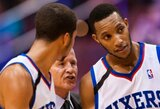 """E.Turneris atsiprašė """"Lakers"""" ekipos už paskutinę sekundę atliktą dėjimą"""