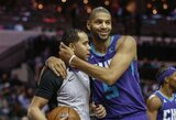 """""""Hornets"""" atleido 27 mln. JAV dolerių uždirbsiantį N.Batumą"""