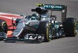 """""""Formulė-1"""": ar Sočyje nutrūks N.Rosbergo pergalių serija?"""