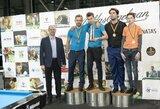 Prienuose įpusėjo Lietuvos pulo čempionatas