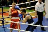 A.Šociko vardo bokso turnyro Kaune finale kovos septyni lietuviai