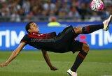 """C.Bacca nusprendė likti """"Milan"""" klube: """"Svajoju Europoje žaisti su """"Milan"""""""