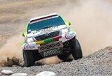 Aiškėja, kokį biudžetą kitų metų Dakaro raliui surinks V.Žalos ir S.Jurgelėno ekipažas