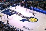 Tarp juokingiausių pirmos NBA sezono pusės epizodų – užmirštas D.Sabonis