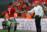 J.Mourinho atskleidė, kodėl A.Sanchezas nusprendė praleisti artėjančias Čilės rinktinės draugiškas rungtynes