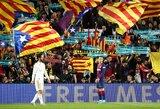 """""""Barcelona"""" įsitikinusi, kad pasirašys sutartis su dviem aukšto kalibro žaidėjais"""