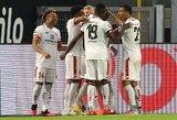 """""""Borussia"""" krito prieš """"Bundesliga"""" autsaiderius"""