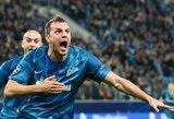 """""""AC Milan"""" planas: Z.Ibrahimovičiaus vietą aikštėje gali užimti rusas"""