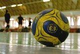 Svarbi garliaviškių pergalė Lietuvos moterų rankinio čempionate