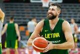 Pasaulio čempionate – rekordinis skaičius NBA krepšininkų