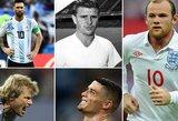 TOP-10: geriausi žaidėjai, kurie niekada nelaimėjo pasaulio čempionato