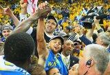 """""""Warriors"""" savininkas J.Lacobas: """"Darysime viską, jog išsaugotume Curry ir kad jis būtų laimingas"""""""