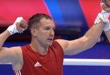 Pasaulio bokso čempionate T.Tamašauskas įtikinamai įveikė marokietį Y.Baalla ir žengė į aštuntfinalį