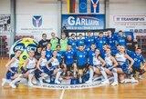 Garliavoje vyks kovos dėl Lietuvos rankinio federacijos supertaurių