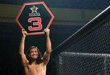 """""""Invicta FC"""" ringo berniukas prisiminė J.Stoliarenko kovą ir palygino ją su legendine UFC dvikova"""