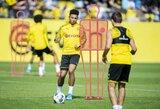 """""""Borussia"""" neturi daug vilčių ilgai išlaikyti J.Sancho: """"Jis nebus čia amžinai"""""""