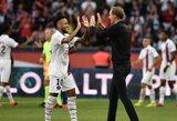 """Prieš Čempionų lygos ketvirtfinalį PSG trenerio akys krypsta į Neymarą: """"Jis yra žaidėjas, kuriuo gali pasitikėti svarbiausiose kovose"""""""