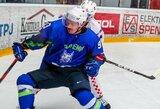 Dar trys rinktinės kartu su lietuviais prarado viltis patekti į olimpiadą