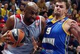"""""""Lokomotiv-Kuban"""" nusitaikė į NBA patirties turintį veteraną"""