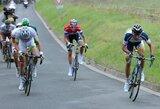 Dviratininkas E.Juodvalkis Belgijoje užėmė 15-ą vietą