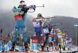 Pasaulio biatlono taurės etapas baigėsi J.T.Boe ir K.Makarainen pergalėmis