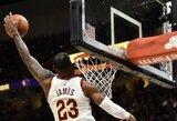 Septynios įdomiausios 2018 metų NBA istorijos