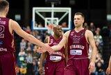 "Karjeros rungtynes sužaidęs P.Valinskas vedė ""Lietkabelį"" į pergalę atkrintamųjų starte"