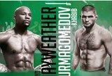 F.Mayweatherio planuose dvi kovos: viena – prieš profesionalų boksininką, kita – prieš UFC žvaigždę