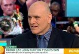 T.Fury tėvas paaiškino, kodėl jo sūnus turėtų baigti karjerą