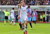 """Milan"" tik po atkaklios kovos nugalėjo autsaiderį"