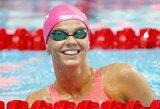 J.Jefimova įtraukta į Rusijos olimpinės rinktinės sudėtį