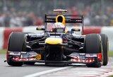 """""""Red Bull"""" ekipos pilotai liko patenkinti komandos progresu"""