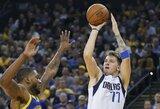 L.Dončičiaus taškų prieš NBA čempionus nepakako
