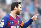 """""""Inter"""" siūlė neįtikėtinai didelę sumą už L.Messi"""