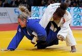 """""""Grand Slam"""" dziudo turnyre Vokietijoje lietuviai pralaimėjo visas penkias kovas"""