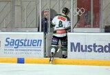 """P.Gintautas sugrįžo į """"Comet"""" gretas, E.Krakausko klubas persvėrė ketvirtfinalio serijos rezultatą"""