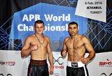 Ringe dominavęs E.Stanionis pergalingai pradėjo naują APB profesionalaus bokso lygos sezoną
