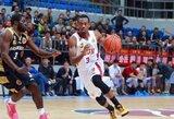 """""""Olympiacos"""" nusitaikė į Kinijos lygos rezultatyvumo rekordą pagerinusį amerikietį"""