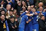 """Antrajame kėlinyje """"Watford"""" palaužę """"Chelsea"""" pakilo į trečią vietą Anglijoje"""